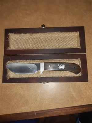 Handmade Skinner Knife