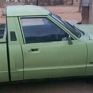 1987 Ford Cortina