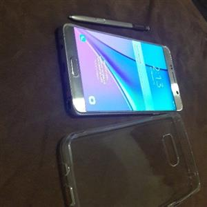 Samsung galaxy note5 Platinum Gold 32GB