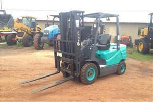 FD25 Isuzu 2.5 Ton Diesel Forklift