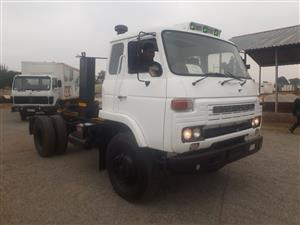 Nissan ck20 single axle horse,Engine Reconed