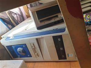 White computer box for sale