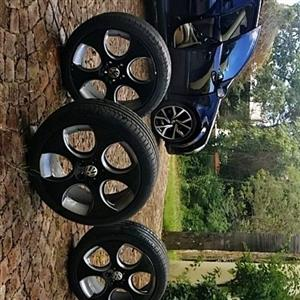 Original VW Golf Gti Rims (18)