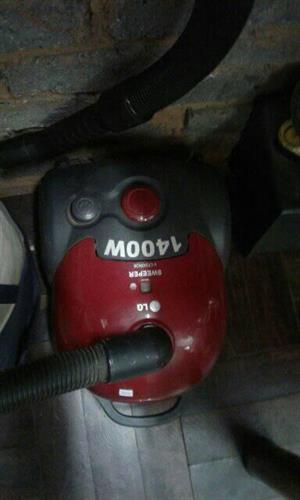 Lg 1400w vacuum cleaner
