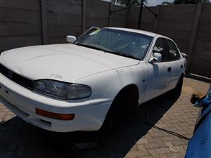 Toyota Camry Used Parts For Sale At DTB Spares