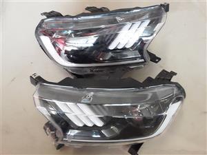 Ford Ranger 2016 2019 LED Headlights