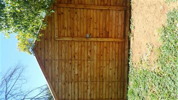 Wooden Wendy House R5000