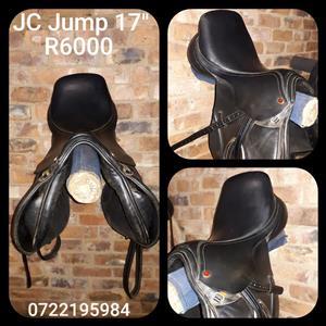JC Jumping Saddle