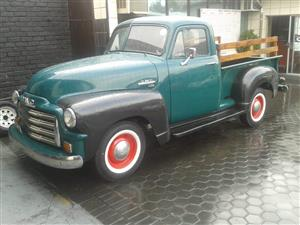 1952 GMC Pickup - R265,000