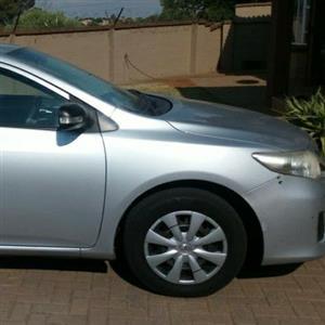 2011 Toyota Corolla 1.3 Impact