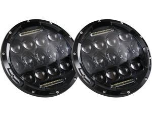 Jeep Wrangler LED Head Lights