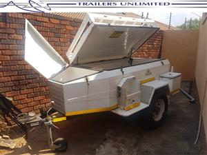 OFFROAD TRAILER.  CAMPMASTER.