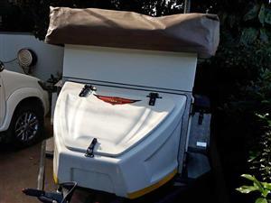 Full House Jurgens XT 140 Off Road Camping Trailer
