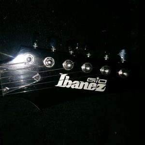 Ibanez Electric guitar for sale.