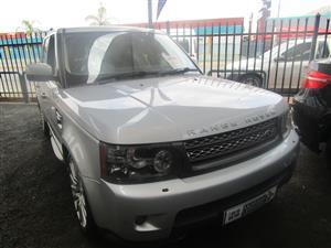 2010 Land Rover Range Rover Sport RANGE ROVER SPORT 2.0 HSE (221KW)