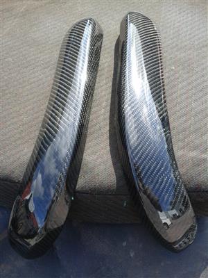 Mk1 and Mk2 Ford Escort Parts in carbon fibre