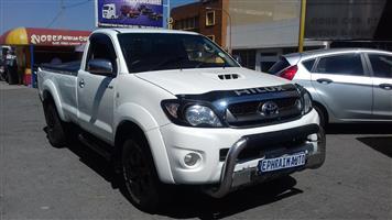 2011 Toyota Hilux 3.0D 4D 4x4 Raider