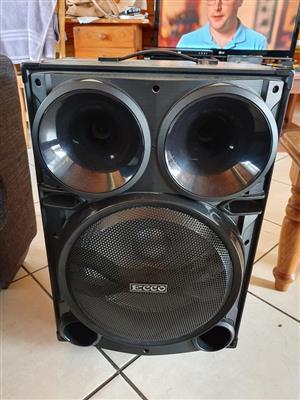 Portable speaker - R1500