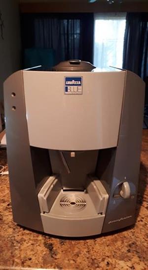Lavazza Pininfarina Espresso Pod Machine