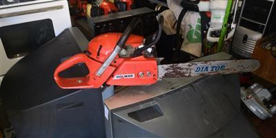 Dolmar chainsaw