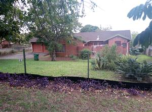 Fine Family Home to let in Empangeni