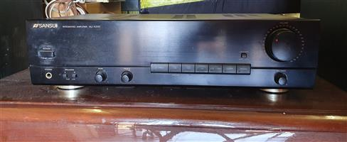 Sansui Integrated Amplifier   AU-X310 230V 210W
