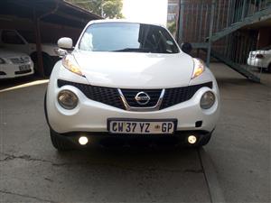 2014 Nissan Juke 1.6 Acenta+