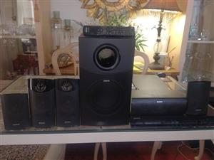 HI FI System with DVD Player Excellent Condtion