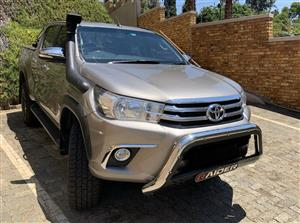 Toyota gd 6 complete front grill & bumper