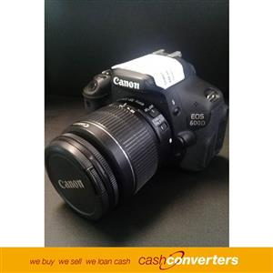 Camera Canon EOS 600D