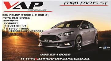 Ford Focus ST Tuning / ECU Remapping / Performance