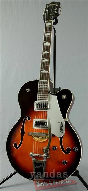 Gretsch G5420T hollowbody guitar
