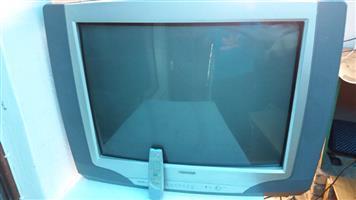 Sansui Television (87 cm) with remote