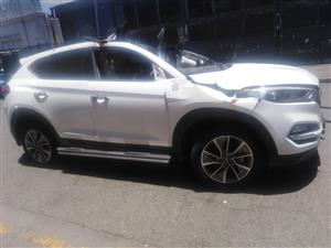 2018 Hyundai Tucson  CRDI stripping for spares by K&M motor spares