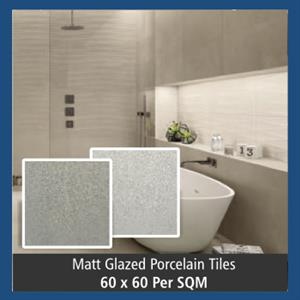 Tile - Matt Glazed Porcelain
