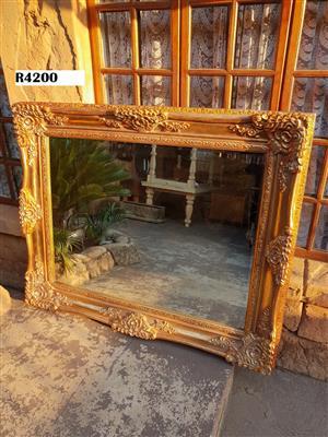 Massive Classic Rennaisance Mirror (1545x1245)