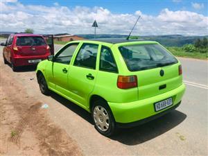 2002 VW Polo hatch 1.4TDI Highline