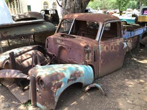 For Sale: 1954 GMC Pickup