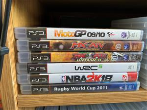 Playstation 3 Games Original