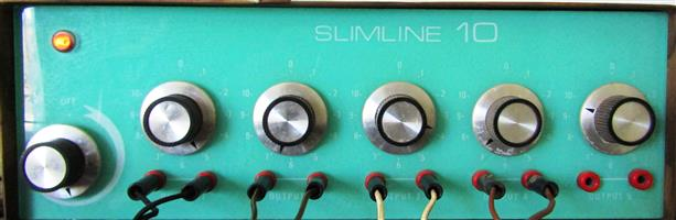 Slimline 10 Slimming Machine