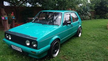 1989 VW Citi CITI 1.