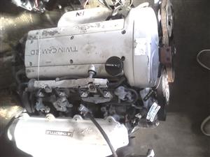 Toyota RSi 20V (Silvertop) engine for sale