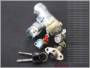 Toyota Corolla 1996-2001 Complete Ignition Barrel and Key