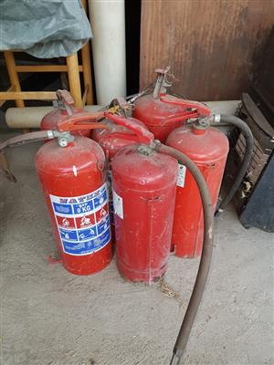 Fire Extinguishers 9KG