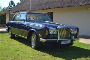Bentley T 1 1967
