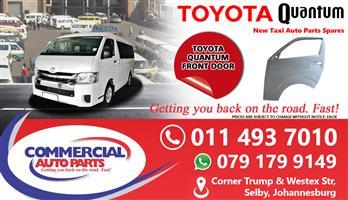 Passenger Door For Toyota Quantum Sesfikile For Sale.