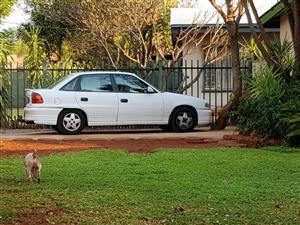 1989 Opel Astra GTC 1.8