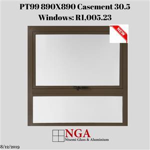 PTT99 890X890 Casement 30.5 Window