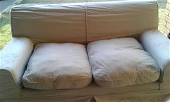 2x2 seater Coricraft couches