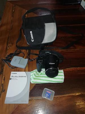 Canon Camera Powershot s x 250 HS